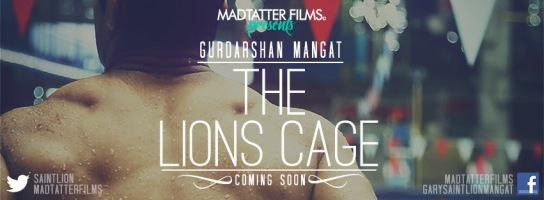 Lions Cage