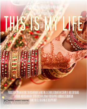 This is My Life Poster