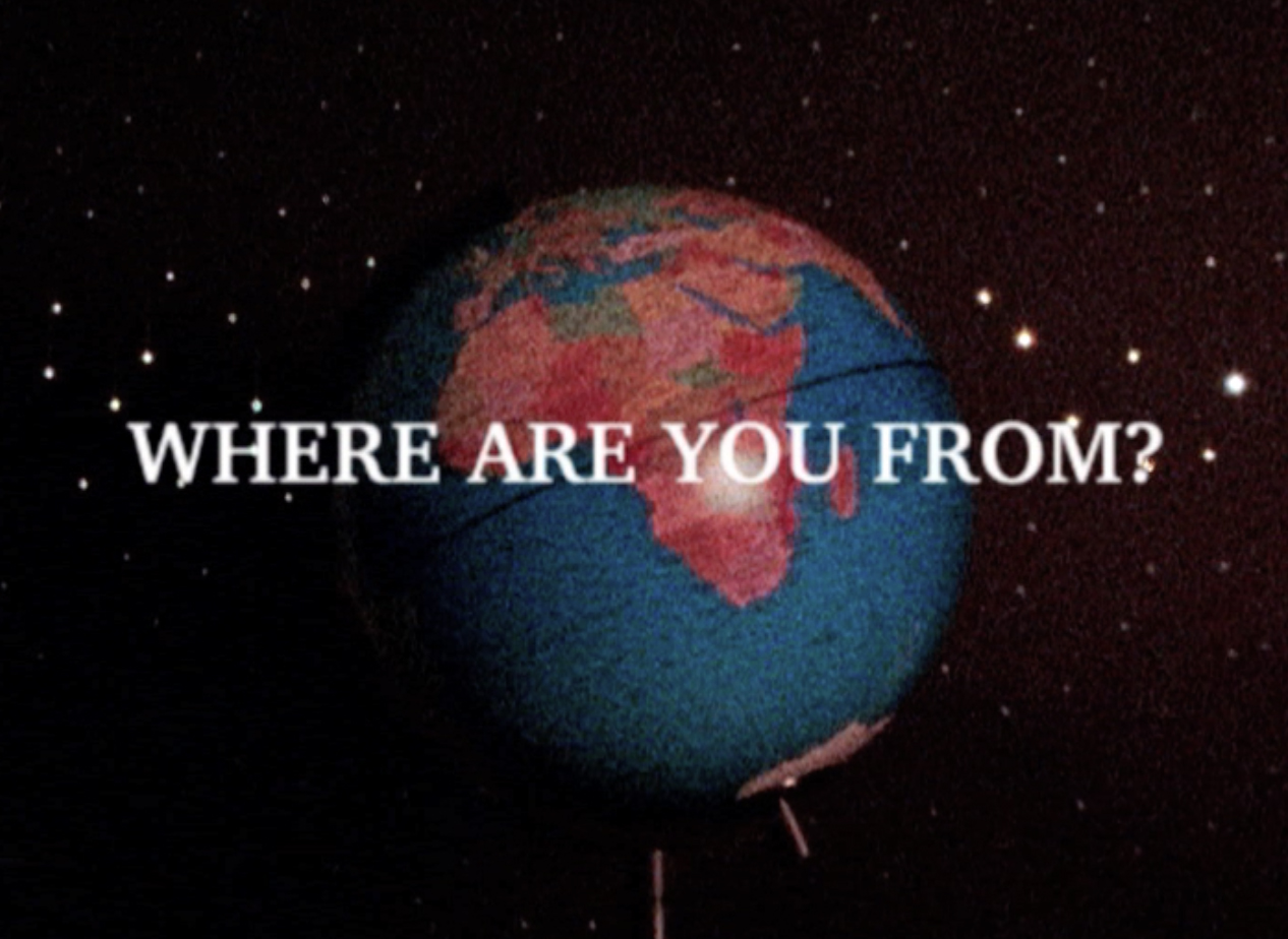Where are you from