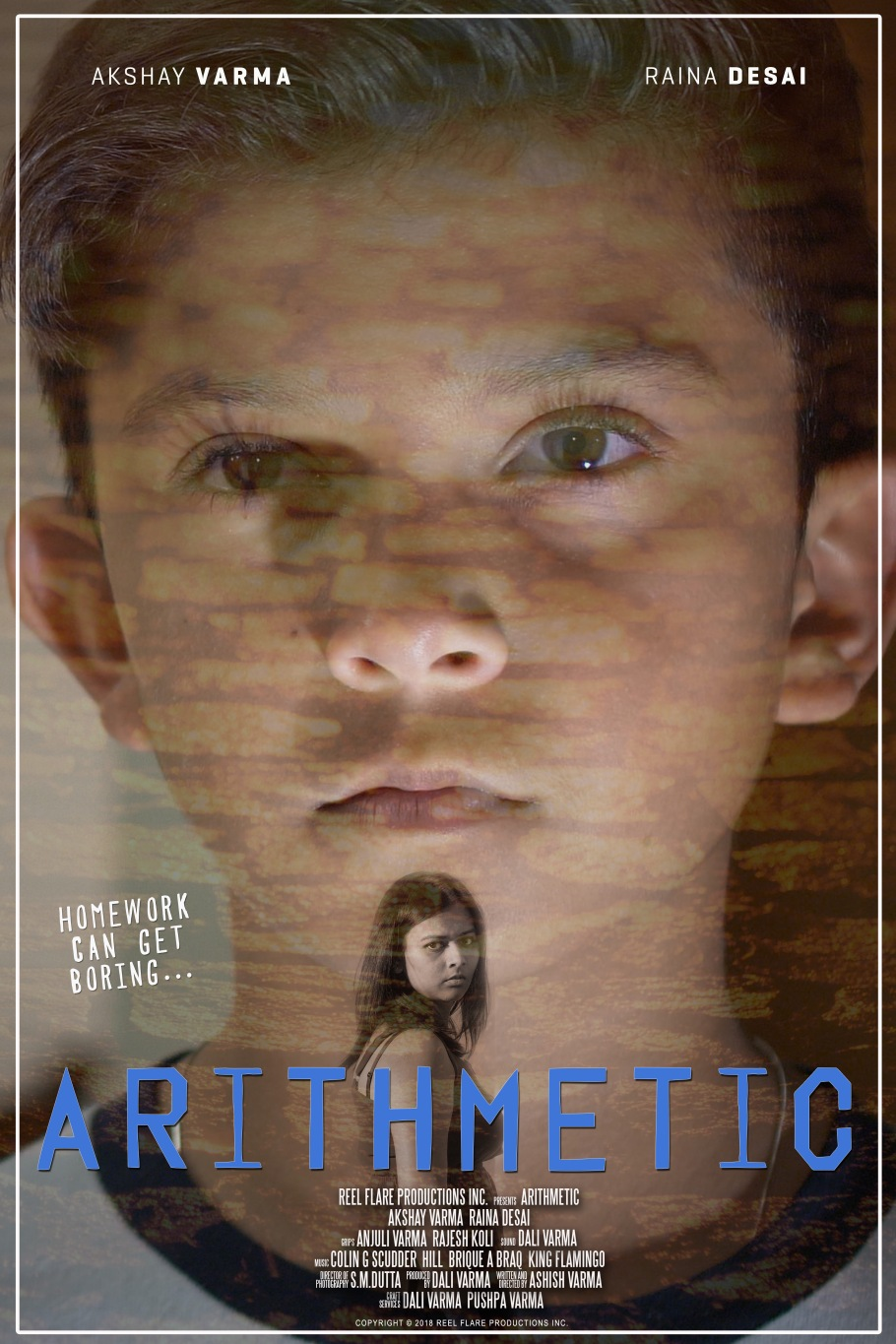 Arithmetic - Poster